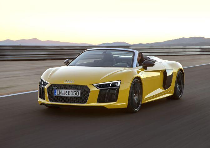 La joya V10 de Audi